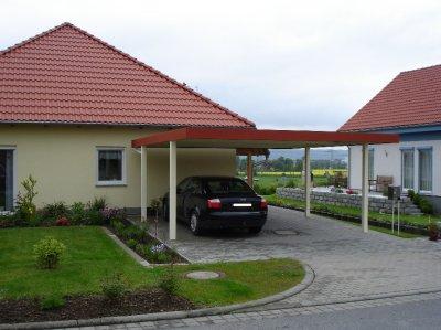 Sehr Carport Dresden, Halle, Berlin, Chemnitz. Der Carport als Ersatz SA13