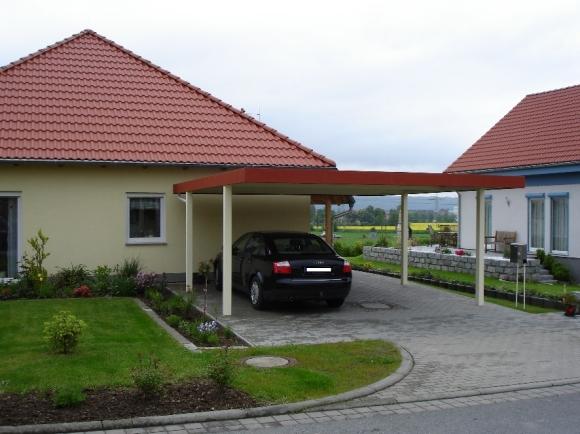 Fertiggaragen aus sachsen betongarage oder stahlgarage carport